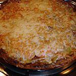 recette Tarte Poireaux Thon et Fromage