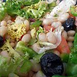 recette salade d'haricots blancs