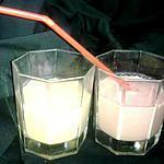 recette Smoothies lactés aux fruits