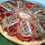 recette Tarte au bresse bleu