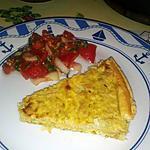 recette Tarte au thon à la moutarde