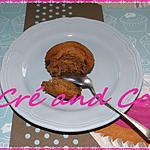 recette Muffins pralinés aux pépites de chocolat