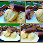 recette Twix glacé ou en barre ? (millionnaire shortbread)