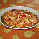 recette escalope de poulet gratinée à la tomate mozzarella