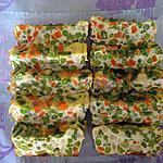 recette Flan-terrine aux légumes