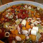 recette minestrone