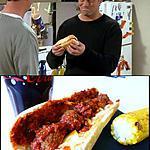 recette Le sandwich aux boulettes de Joey