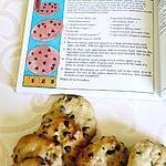 recette Giant cookies de Ben & Jerry's