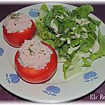 recette Duo Tomate/Jambon