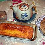 recette Cake au potiron