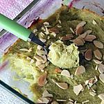 recette Fondant à la rhubarbe