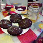 recette Cakes au chocolat simple