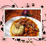 recette Sauté de veau chasseur