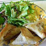 recette samossa aux épices