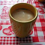 recette Crème café au mascarpone