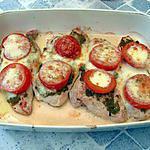 recette Escalopes de dinde gratinées