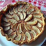 recette Tarte vite faite aux pommes