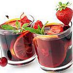 recette sangria sans alcool