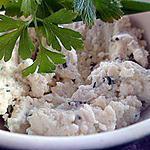 recette fromage ail et fines herbes(boursin)
