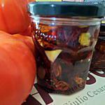 recette tomates séchées