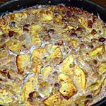 recette Poêlé de pommes et de poires