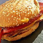recette Burgers à l'espagnole