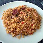 recette jumbalaya au quinoa