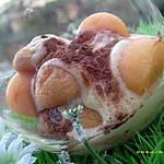 recette tiramisu aux billes de melon