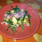 recette Salade liégeoise