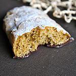Biscuit léger dit à la cuillère au chocolat extra noir
