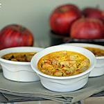 recette Clafoutis à la pomme et au sirop d'érable