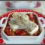 recette églefin aux tomates façon provencal