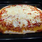 recette pizza mercenaire