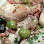 recette pilons de poulet à la mode de saint-barnabé