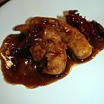 recette blancs de poulet sauce miel et balsamique
