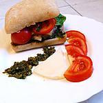 recette Italian burger