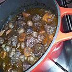 recette Daube de sanglier à la provençale