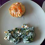 recette Tartelette de la mer