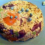 recette galette de soja surprise