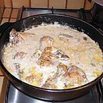 recette Poulet au maroilles