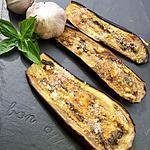 recette Aubergines grillé à l'italienne