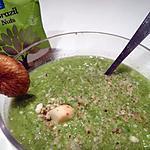 recette Velouté/soupe crunchy aux noix du brésil