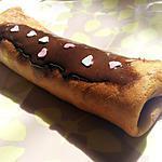 recette Crépeclaire au chocolat