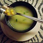 recette Soupe claire «d'inspiration asiatique» de maïs et d'oeufs