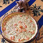 recette fleur de crevettes