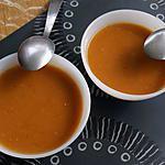 recette Soupe tomates