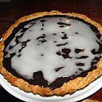 recette Tarte au chocolat glacée à l'anisette
