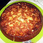 recette Gâteau léger au dés d'ananas