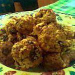 recette Rochers aux raisins