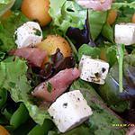recette salade fin d'été